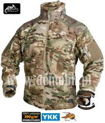 Bluza LIBERTY, double fleece, Camogrom®