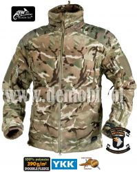 Bluza LIBERTY, double fleece, MP Camo®