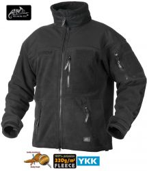 Bluza INFANTRY, Fleece czarna