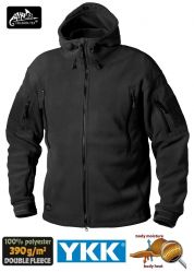 Polar PATRIOT Double Fleece, czarny