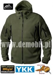 Polar PATRIOT Double Fleece, olive green