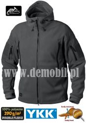Polar PATRIOT Double Fleece shadow grey