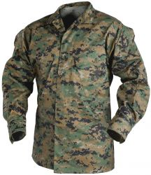 Bluza ACU USMC digital twill