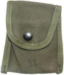 M1956 Case field first aid dressing unmounted magnetic compass