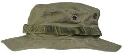Kapelusz BOONIE, Cotton Ripstop, olive green