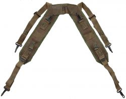 Field Pack Suspenders