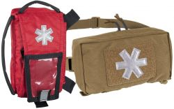 MODULAR INDIVIDUAL MED KIT® Pouch, Cordura®, coyote