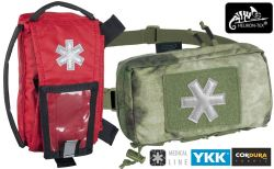 MODULAR INDIVIDUAL MED KIT® Pouch, Cordura®, A-TACS FG
