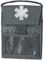 POCKET MED INSERT®, Cordura®, shadow grey