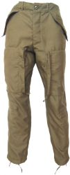 Spodnie Hot Weather Men's High Temperature Resistant