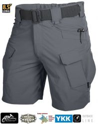 "Spodnie OUTDOOR TACTICAL SHORTS® 8.5"", VersaStretch® , shadow grey"