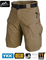 "Spodnie URBAN TACTICAL SHORTS® 11"" coyote"