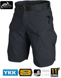 "Spodnie URBAN TACTICAL SHORTS® 11"" navy blue"