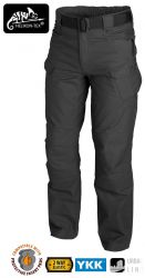 Spodnie URBAN TACTICAL PANTS®, PolyCotton Canvas, czarne