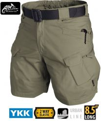 "Spodnie URBAN TACTICAL SHORTS® 8.5"", PolyCotton Ripstop, adaptive green"