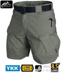 "Spodnie URBAN TACTICAL SHORTS® 8.5"" olive drab"