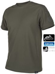 TACTICAL T-Shirt, TopCool, olive green