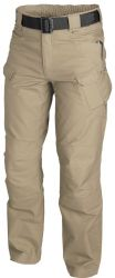 Spodnie URBAN TACTICAL PANTS®, PolyCotton Canvas, beżowe