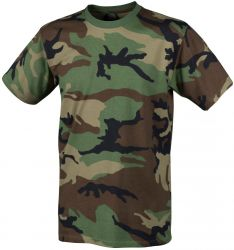 T-Shirt, US Woodland